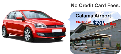 Calama Airport Car Rental